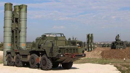 Turquía desafía a las potencias de la OTAN y compra a Rusia misiles antibalísticos S-400