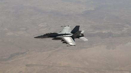 Mueren 12 miembros de una familia en un bombardeo de EE.UU. en Siria