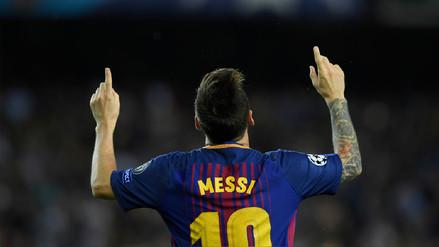 La gran pared entre Messi y Suárez que acabó en gol del Barcelona