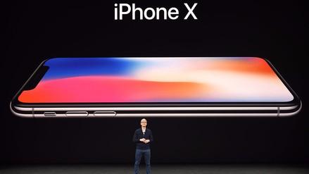 Apple presentó el iPhone X en el teatro Steve Jobs