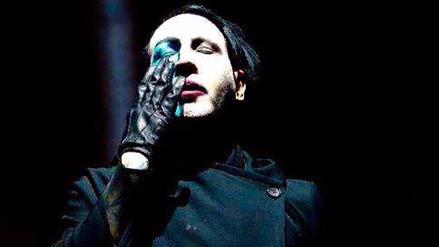 Marilyn Manson alista publicación de nuevo disco