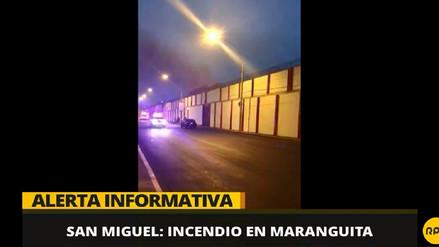 Reportan incendio en el reformatorio de menores 'Maranguita'