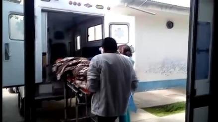 Mujer muere baleada por su pareja en distrito de Pomata