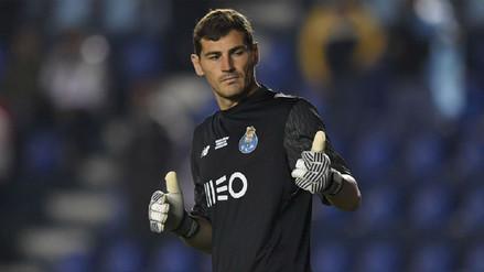 Iker Casillas logró este récord en la Champions League