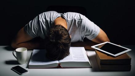 Estudiar un doctorado con alto nivel de estrés pone en riesgo tu salud