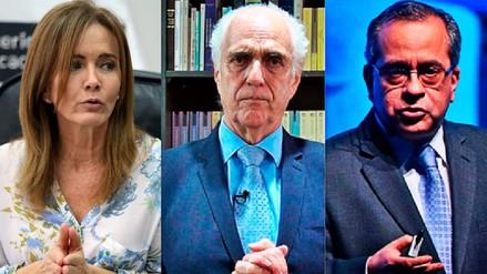 ¿Quiénes fueron los últimos 10 ministros de Educación en el Perú?