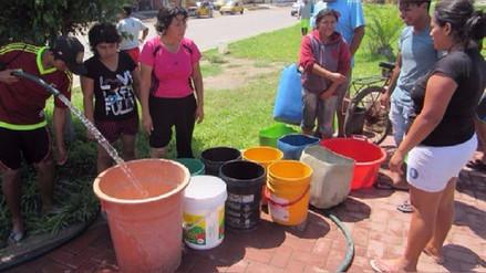Detectan que tres centros poblados de Mórrope consumen agua contaminada