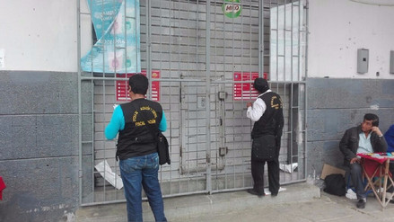 Fiscalización cerrará tres mercados inseguros en Piura