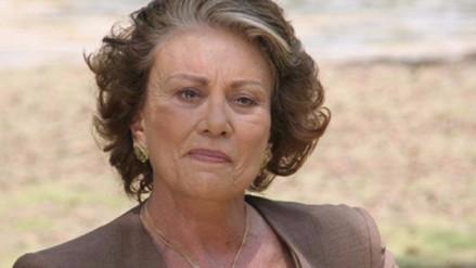 Murió la actriz Saby Kamalich a los 78 años