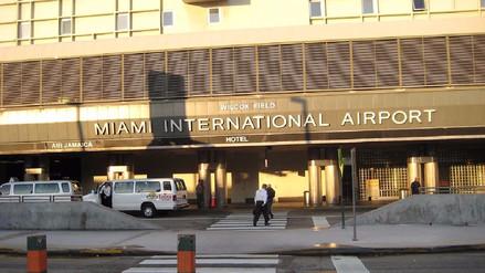 El aeropuerto de Miami mantiene el estado de actividad