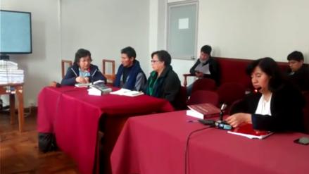 Campesino fue sentenciado durante audiencia en quechua