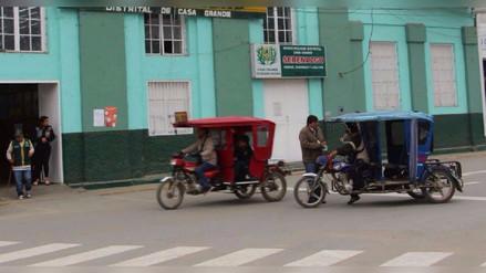 Malestar por aumento de tarifa de transporte en mototaxis en Casa Grande