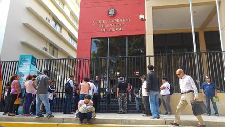 """Audiencia de apelación para exfuncionarios por caso """"Vaso de Leche"""""""