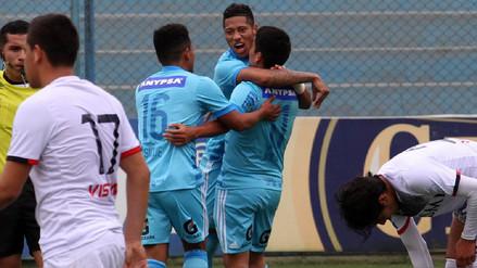 Cristal logró su primer triunfo en el Clausura tras imponerse a San Martín