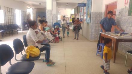 Centro de salud Las Lomas atenderá 24 horas
