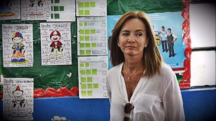 Bancada de Fuerza Popular presentará moción de censura contra ministra Martens