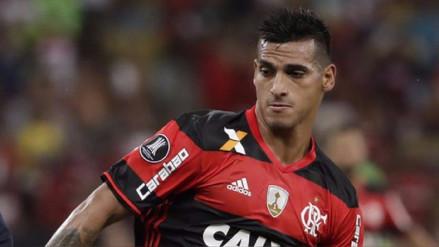 Miguel Trauco no fue tomado en cuenta nuevamente en el Flamengo