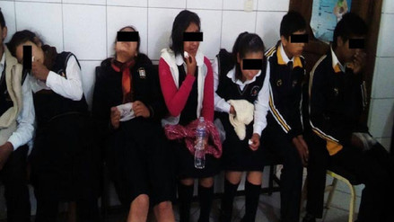 Investigan caso de intoxicación de alumnos en colegio Ollantay