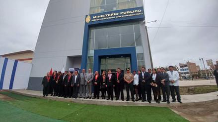 Nueva sede del Ministerio Público costó 6 millones de soles