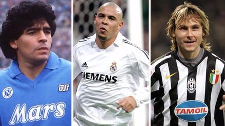 El once ideal de las estrellas que nunca pudieron ganar la Champions League