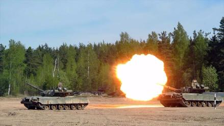 Rusia alarma a Europa con unas grandes maniobras militares