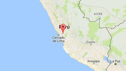Tres nuevos sismos remecieron Matucana esta madrugada
