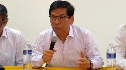Saliente ministro de Agricultura defiende descolmatación de río Piura