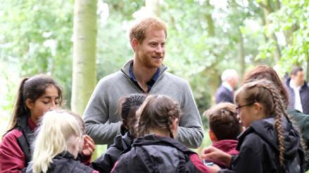 El príncipe Harry cumple 33 años de una vida real