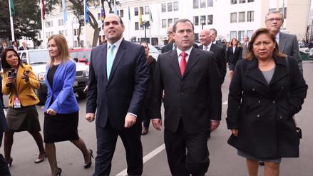 ¿El nuevo Consejo de Ministros puede incluir a miembros del gabinete Zavala?