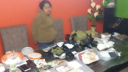 Capturan a dos abastecedores de droga en Chincha