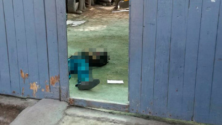 Asesinan a balazos a un hombre en la puerta de su casa en Puente Piedra