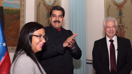 EE.UU. respalda las negociaciones entre Gobierno y oposición en Venezuela