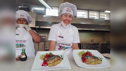 Trujillo: destacan platos de pescado con ingredientes andinos en concurso