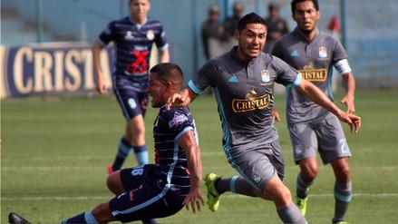 Sporting Cristal empató contra Real Garcilaso en el Alberto Gallardo