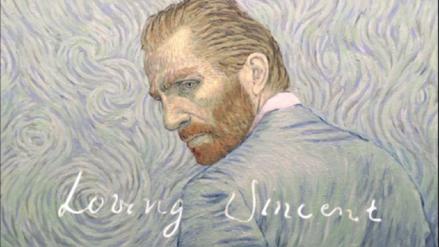 La vida de Van Gogh llega a cines en pintura de óleo