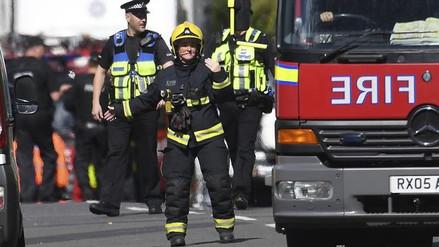 Arrestan a un joven de 18 años vinculado al atentado en el metro de Londres