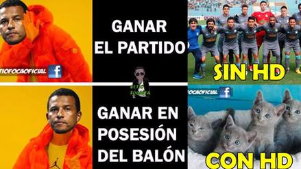 Sporting Cristal es víctima de memes tras empatar con Real Garcilaso