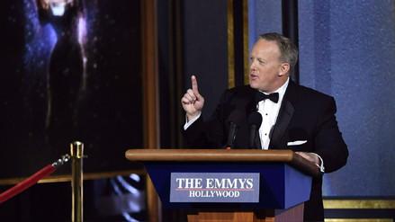 Premios Emmy: exportavoz de la Casa Blanca se parodió a sí mismo