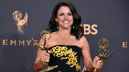 Premios Emmy: Julia-Louis Dreyfus hizo historia con 'Veep'