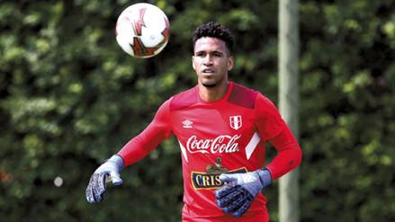 Así se prepara Pedro Gallese para los partidos ante Argentina y Colombia