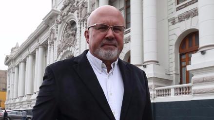 Carlos Bruce volverá a liderar el Ministerio de Vivienda después de 12 años