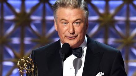 Premios Emmy: Alec Baldwin le