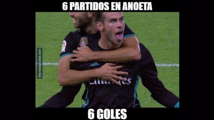 Real Madrid ganó a Real Sociedad y los memes no se hicieron esperar