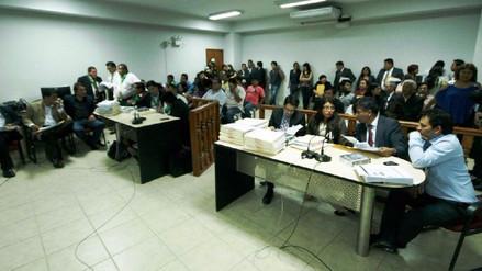 Trujillo: más de 24 horas de audiencia contra 'La Jauría del Norte'