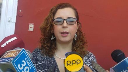 Congresista Rosa Bartra considera necesario renovar Ministerio del Interior