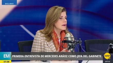 Mercedes Aráoz: