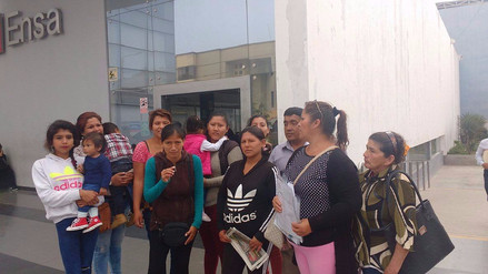 Piden a Electronorte ejecutar proyecto de electrificación en sector Los Mangos