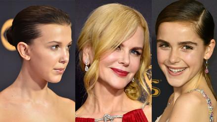 Premios Emmy: 10 mujeres que derrocharon glamour en la alfombra roja