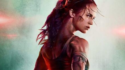 Publican el primer avance de 'Tomb Raider' con Alicia Vikander