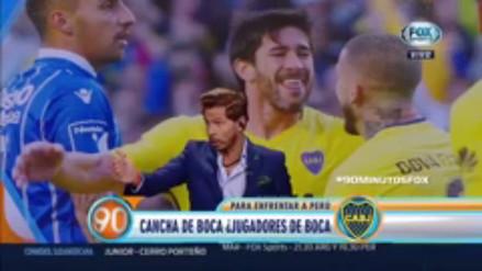 Periodista de Fox Sports pide jugadores de Boca Juniors ante Perú